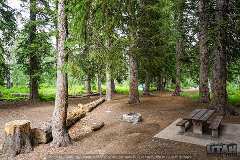 Monte Cristo Campground - MONT - 40