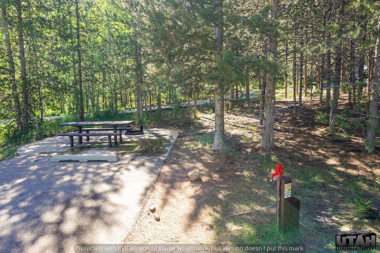 Aspen Grove Campground A - 001