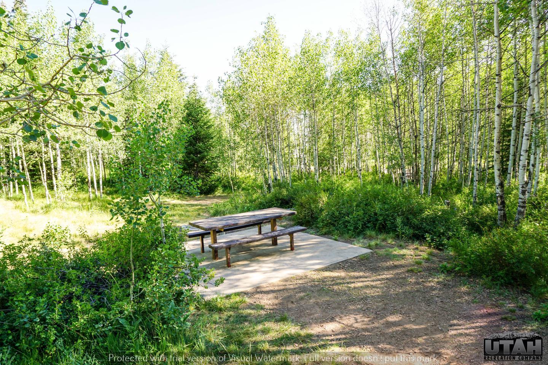 Aspen Grove Campground A - 002
