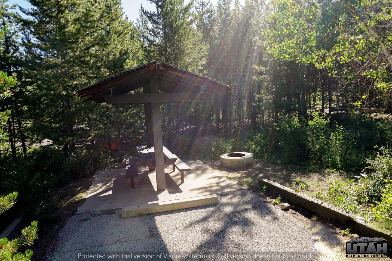 Aspen Grove Campground A - 003