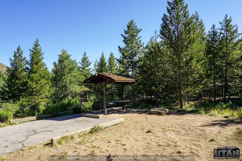 Aspen Grove Campground A - 005