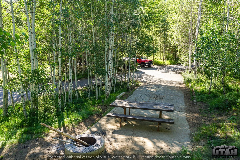 Aspen Grove Campground A - 008