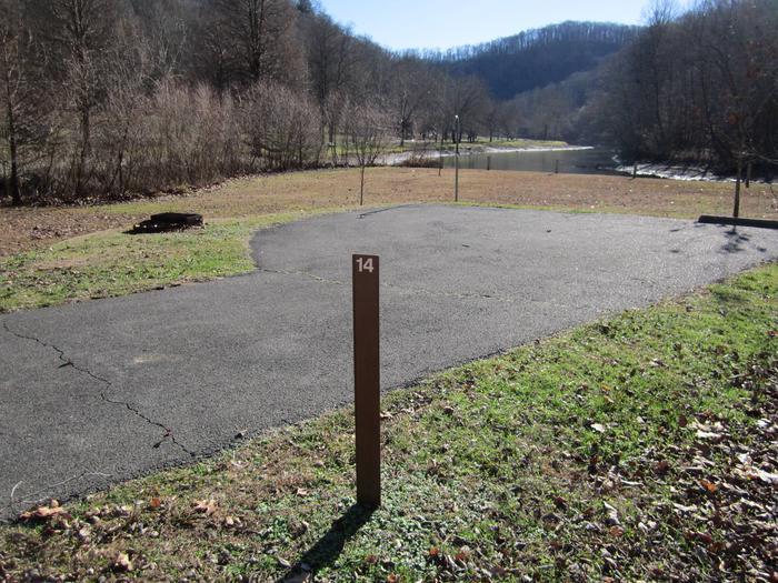 Lakefront SiteArea 1 Site 14