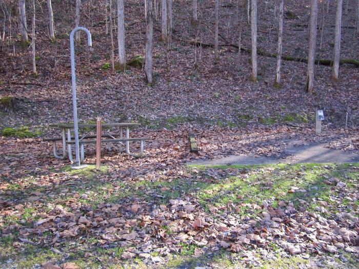 Non Lakefront SiteJr. Ranger Site 27