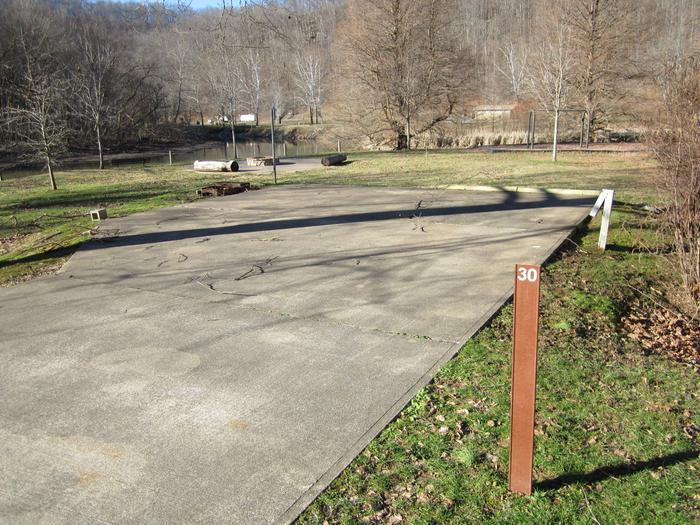 Lakefront SiteArea 2 Site 30