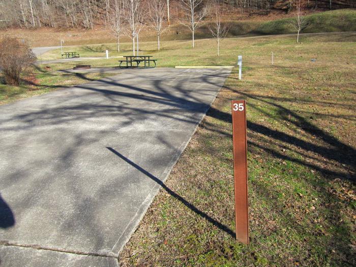 Non Lakefront SiteArea 2 Site 35
