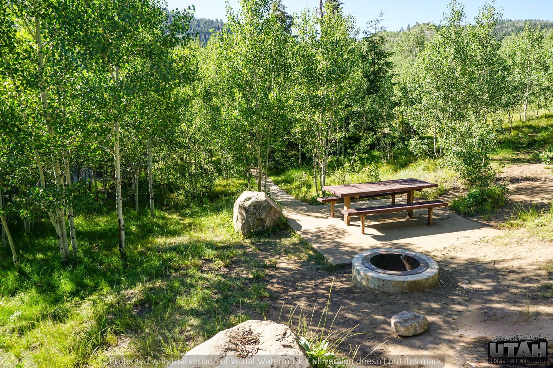 Aspen Grove Campground A - 012