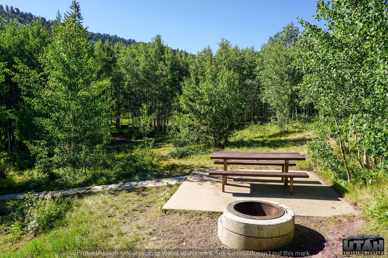 Aspen Grove Campground A - 013