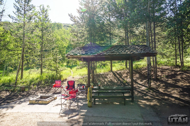 Aspen Grove Campground A - 016