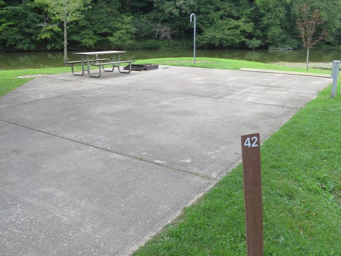 Lakefront SiteArea 2 Site 42