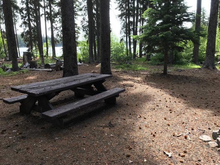 Big Cove CampgroundBig Cove Site 3