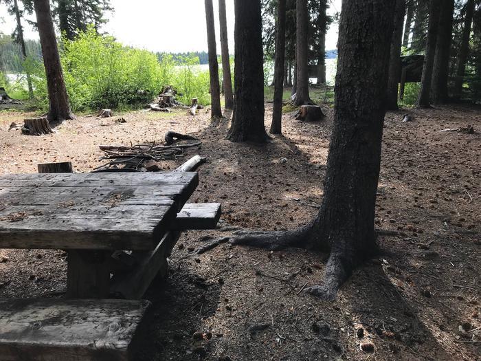 Big Cove CampgroundBig Cove Site 5