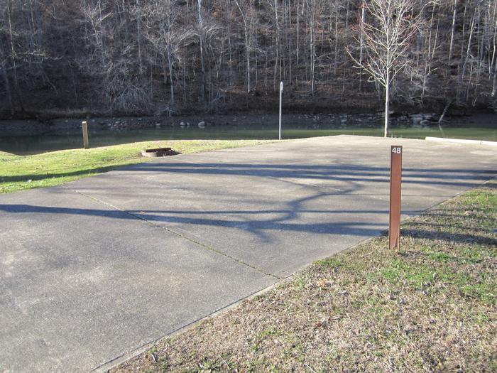 Lakefront SiteArea 2 Site 48