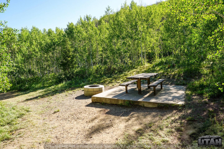 Aspen Grove Campground A - 018