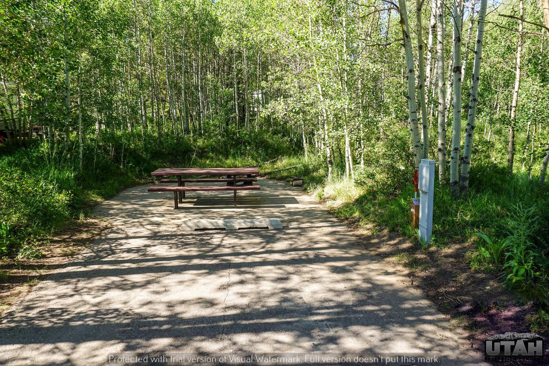 Aspen Grove Campground B - 031
