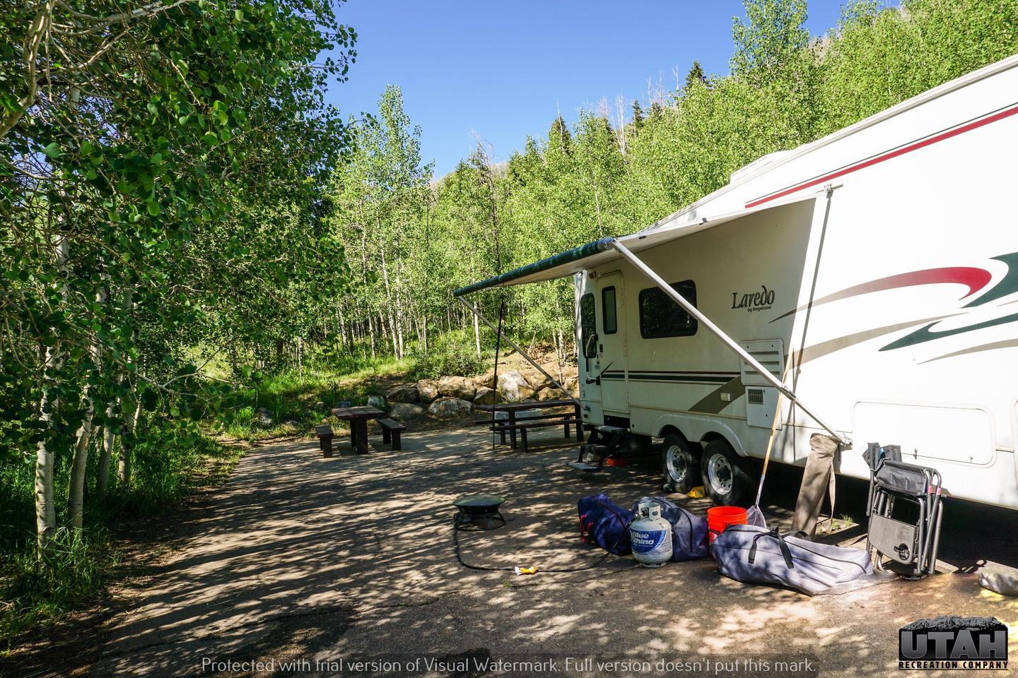 Aspen Grove Campground B - 032