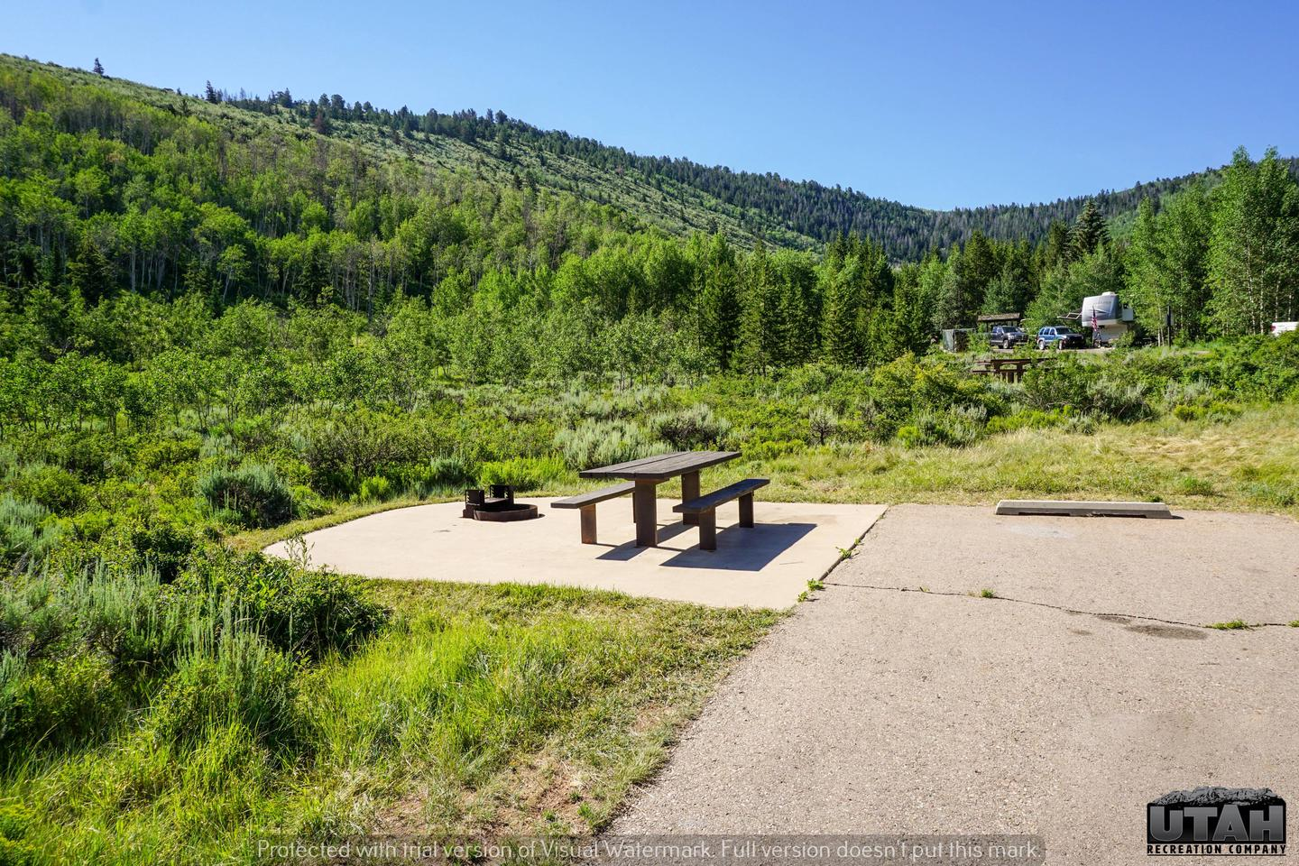 Aspen Grove Campground B - 035