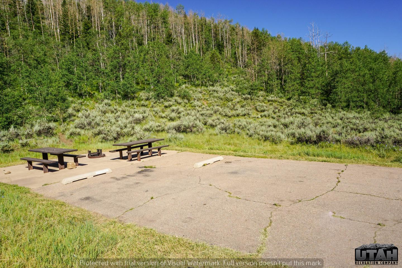 Aspen Grove Campground B - 036