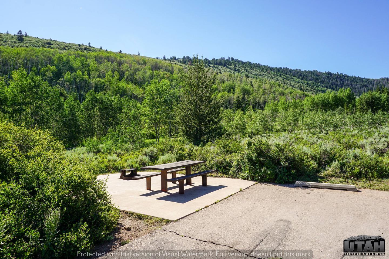 Aspen Grove Campground B - 037