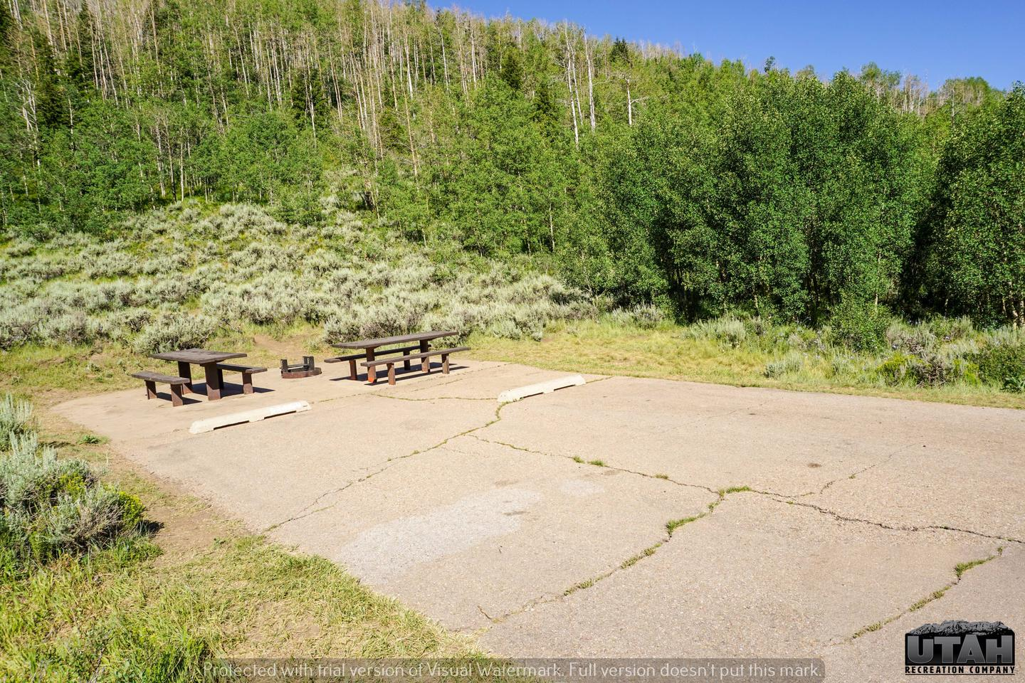 Aspen Grove Campground B - 038