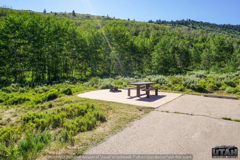 Aspen Grove Campground B - 039
