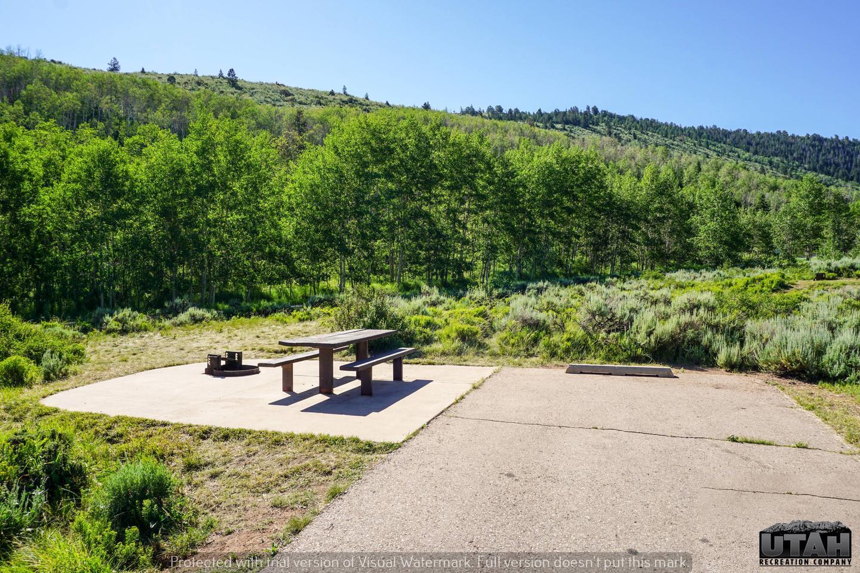 Aspen Grove Campground B - 040
