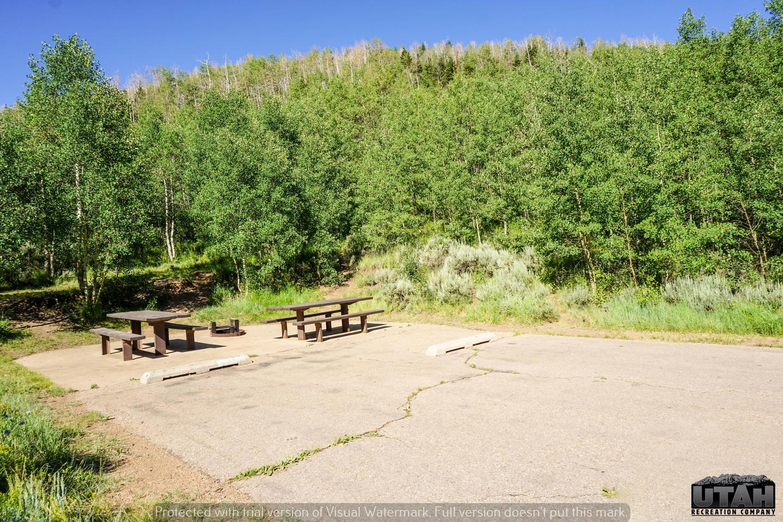 Aspen Grove Campground B - 042