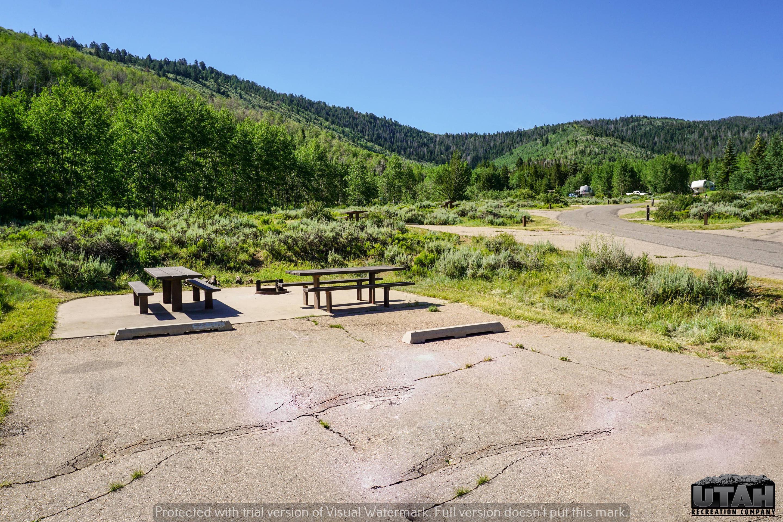 Aspen Grove Campground B - 043