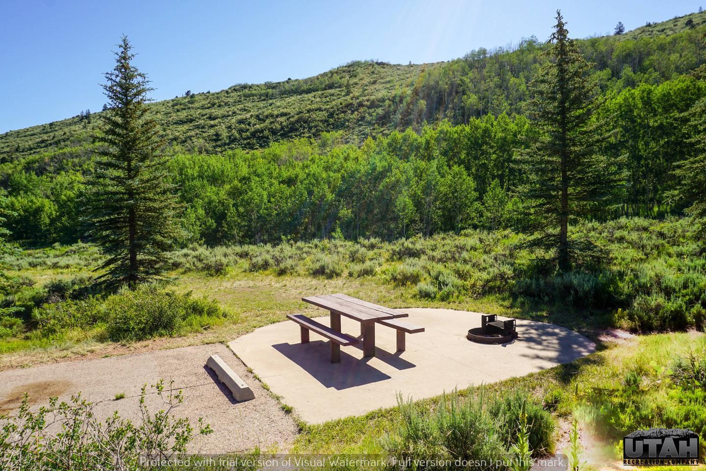 Aspen Grove Campground B - 044