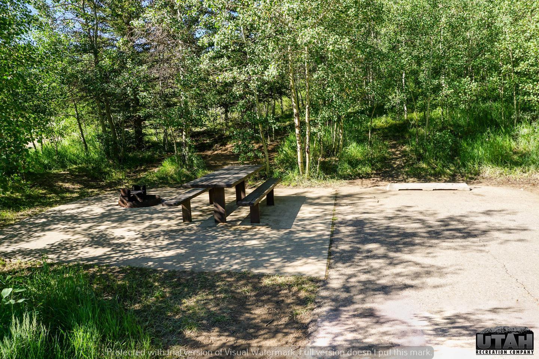 Aspen Grove Campground B - 045