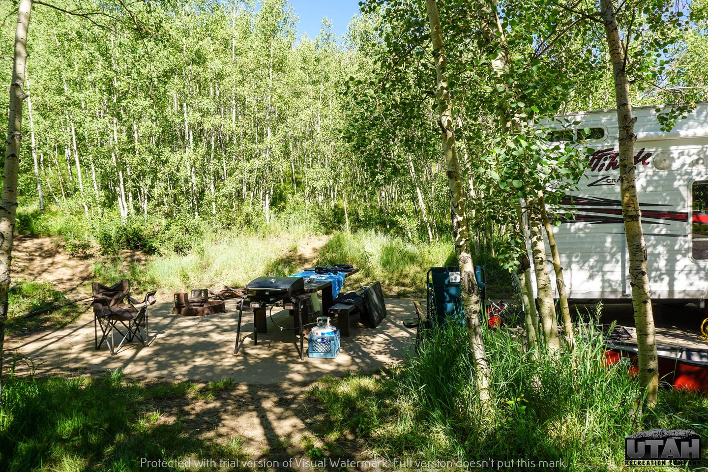 Aspen Grove Campground B - 047