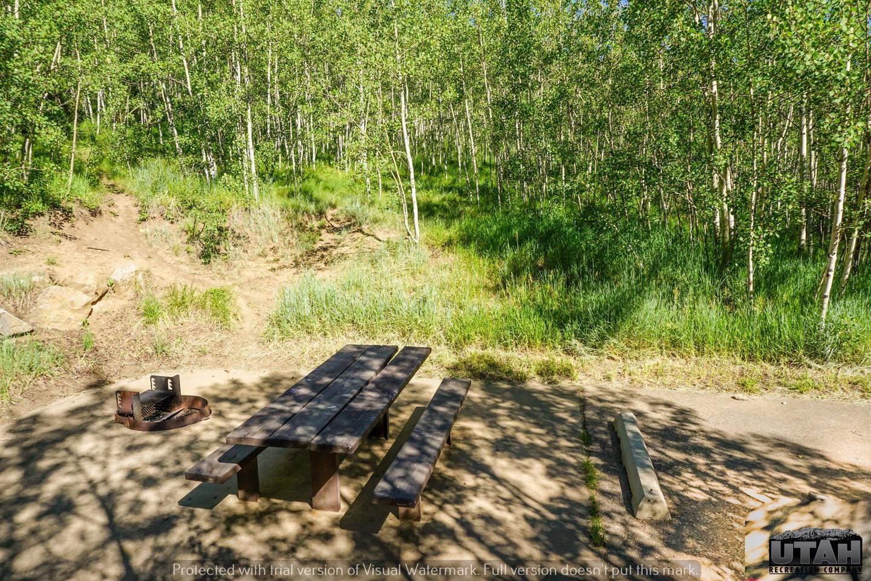 Aspen Grove Campground B - 049