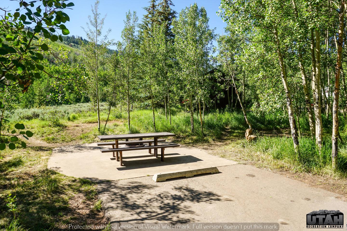 Aspen Grove Campground B - 050