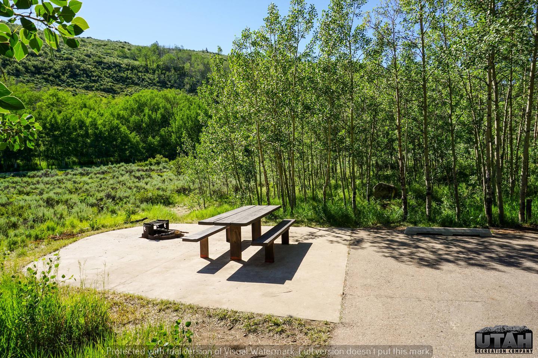 Aspen Grove Campground B - 051
