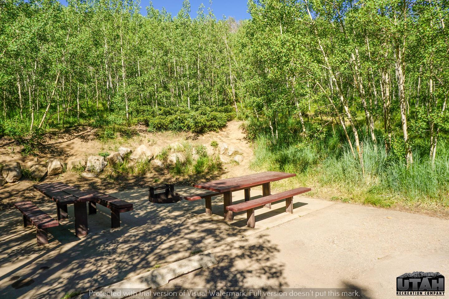 Aspen Grove Campground B - 052