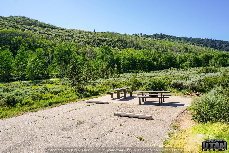 Aspen Grove Campground B - 055