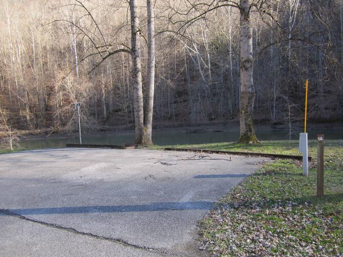 Lakefront SiteArea 3 Site 56