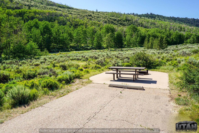 Aspen Grove Campground B - 057