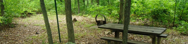 Walk-in Campsite 2
