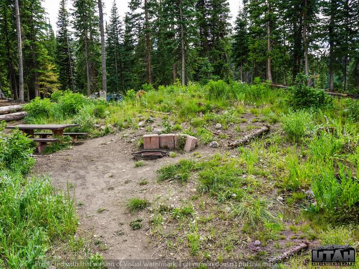 Mill Hollow Campground A - 003