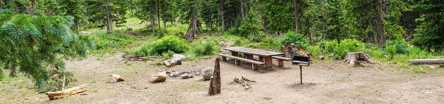 Mill Hollow Campground A - 007