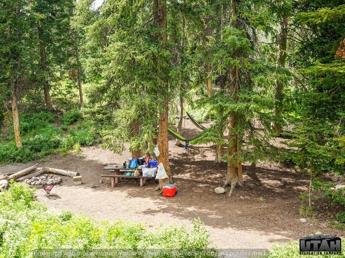 Mill Hollow Campground A - 011