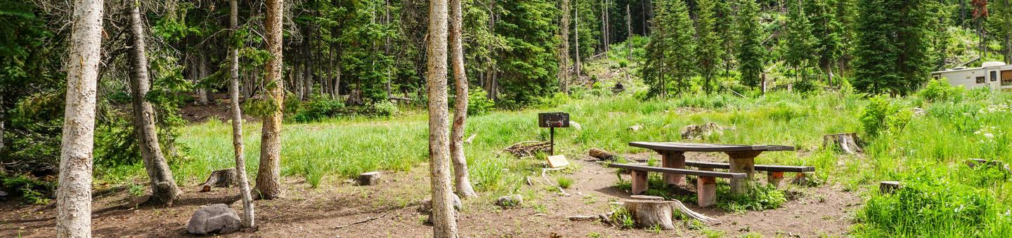 Mill Hollow Campground B - 018