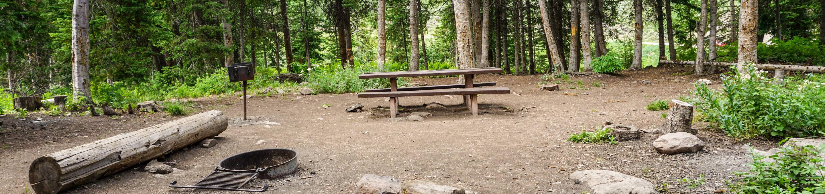 Mill Hollow Campground B - 028
