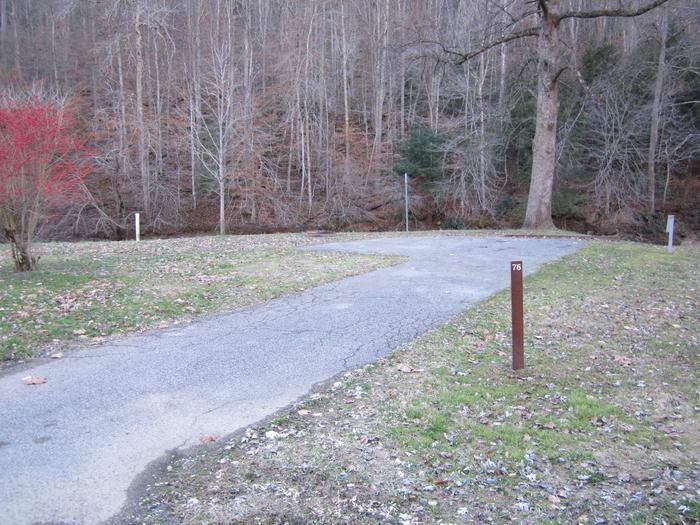 Lakefront SiteArea 3 Site 76