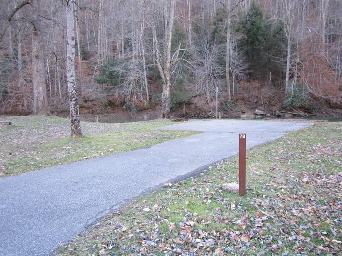 Lakefront SiteArea 3 Site 78