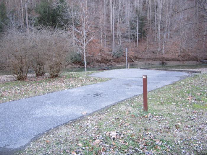Lakefront SiteArea 3 Site 80