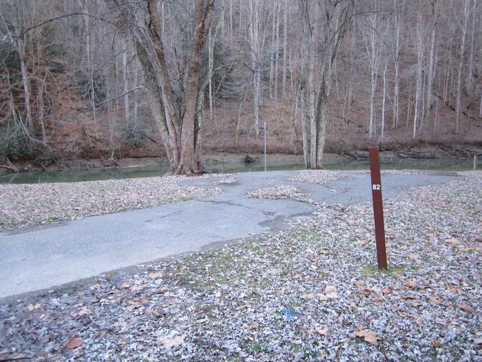 Lakefront SiteArea 3 Site 82