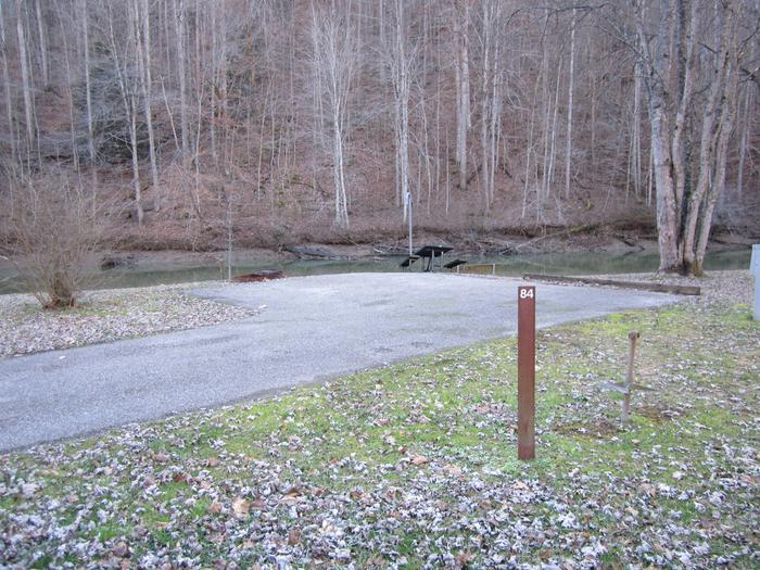Lakefront SiteArea 3 Site 84
