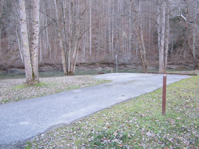 Lakefront SiteArea 3 Site 86